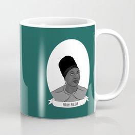 Miriam Makeba Illustrated Portrait Coffee Mug