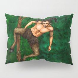 Pole Creatures - Faun Pillow Sham
