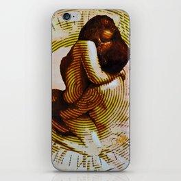 Embers Remix iPhone Skin