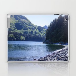 Kodiak Beach Photography Print Laptop & iPad Skin