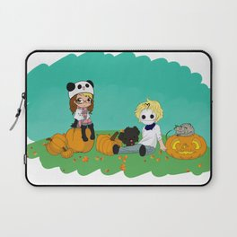 Chey & Cry Pumpkin Fest Laptop Sleeve