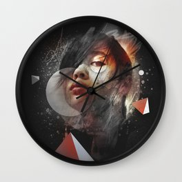 Almost Famous Wall Clock