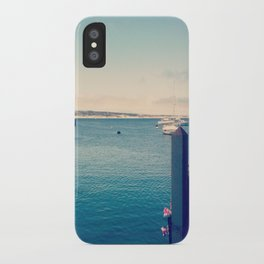 By the Sea iPhone Case