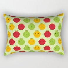 Cutie Fruity Rectangular Pillow