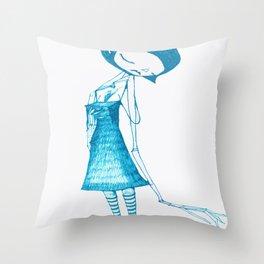 eulb Throw Pillow