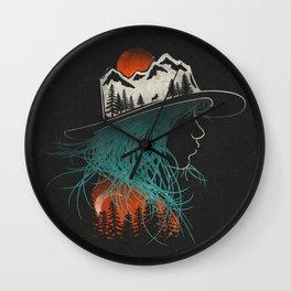 Aurora... Wall Clock
