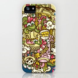 Midnignt Hunger iPhone Case