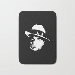 Al Capone Skull Bath Mat