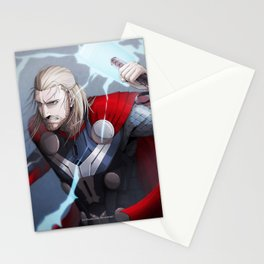 Thor 2 - Thor Print Stationery Cards