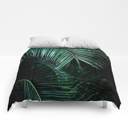 Palm Leaves 9 Comforters