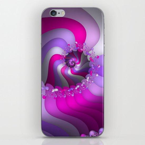 phantasmagorical illusion iPhone & iPod Skin