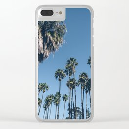 Another Perfect Day Clear iPhone Case