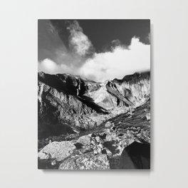 Meeker and Longs Peak Metal Print