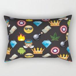 Emot Rectangular Pillow