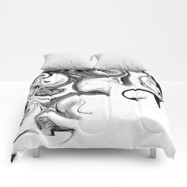Shiver Comforters