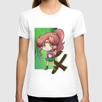 sailor jupiter T-shirts featuring Jupiter by Lady Cibia