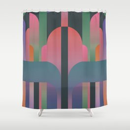 Total Eclipse III Shower Curtain
