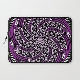 Wind Spirit (Purple) Laptop Sleeve