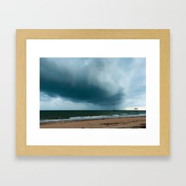 Change of Weather Framed Art Print