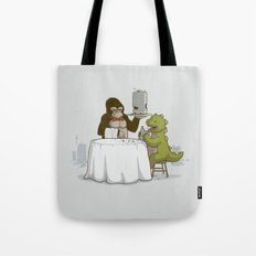 Crunchy Meal Tote Bag