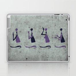 Forms of Prayer - White Laptop & iPad Skin