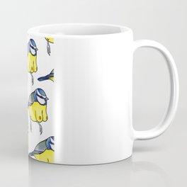 Blue Titty Coffee Mug