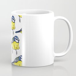 Blue Titty Coffee Mug