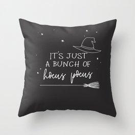 Hocus Pocus 3 Throw Pillow