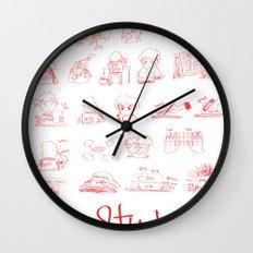 Study... Wall Clock