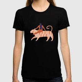 Tigers and girls T-shirt