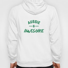 Aussie & Awesome Hoody