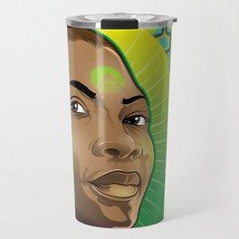 Art Queen Travel Mug