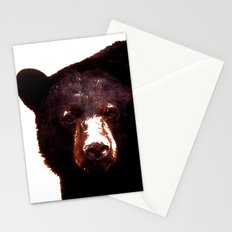 Black Bear Stationery Cards