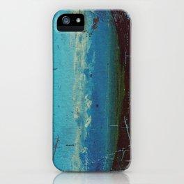 Distressed - II iPhone Case