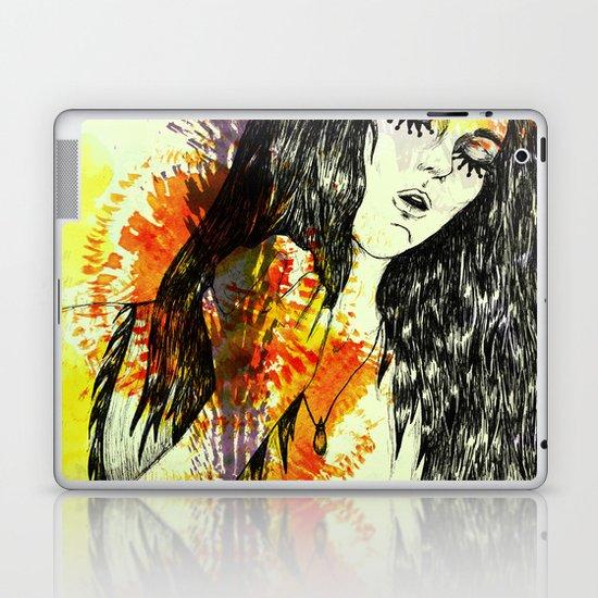 Tribal Beauty 3 Laptop & iPad Skin