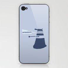 DALEK - EXTERMINATE! iPhone & iPod Skin