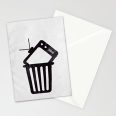 Goodbye TV Stationery Cards