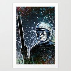 THX 1138 Art Print