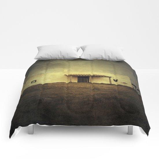 Cabo Polonio House Comforters