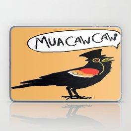 MuaCawCaw Laptop & iPad Skin