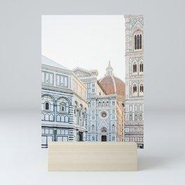 Il Duomo, Florence Italy Photography Mini Art Print