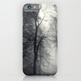 the shape of things iPhone Case