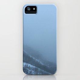 Fog I iPhone Case