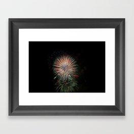 Fireworks make you wanna... (5) Framed Art Print
