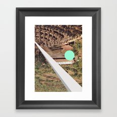 sri Framed Art Print