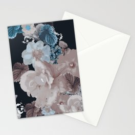 Grandpa's garden great mural Stationery Cards