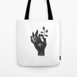 Magic Hand Tote Bag