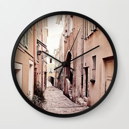 new day in Rio Wall Clock