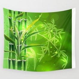 Bambus Wall Tapestries Society6