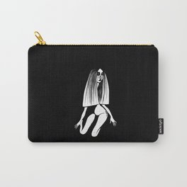 Pink beaver Carry-All Pouch